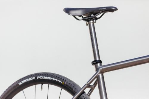 Thomson's Titanium All Road Prototype