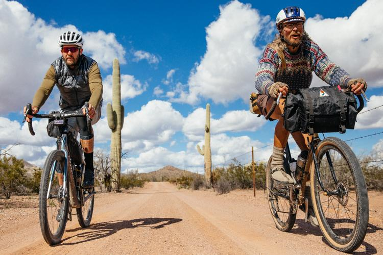 Two Tucson Mixed Terrain Rides I Highly Recommend