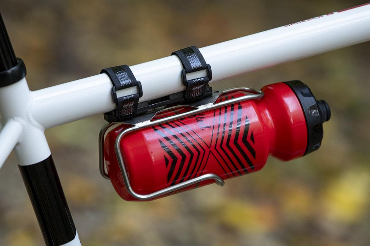 Add a Bottle Cage Anywhere With Wolf Tooth's New B-Rad Strap Base System
