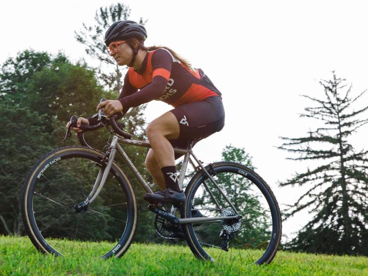 NPR: BrittLee Bowman, Cyclocross, and Cancer