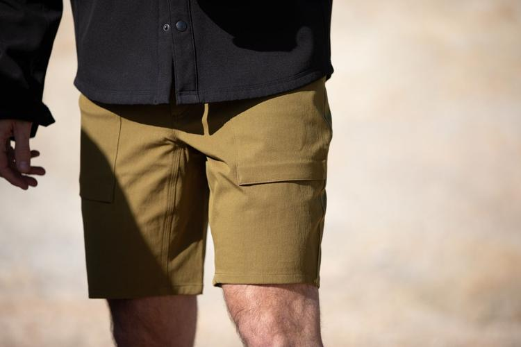SWRVE's New Durable Cotton Shorts are Perfect for the Summer!