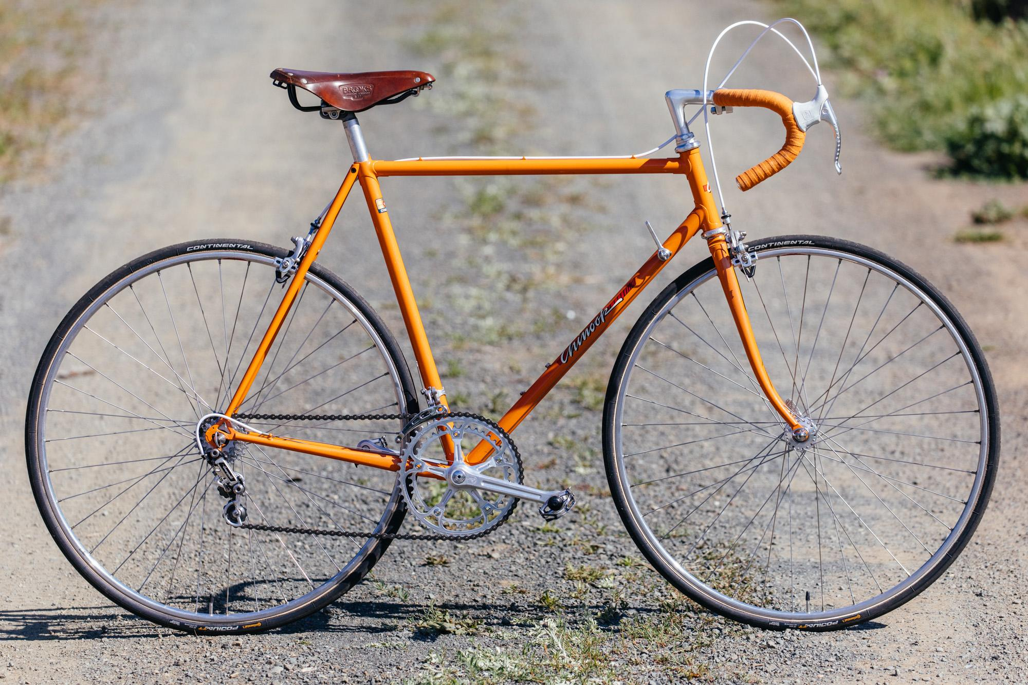 An Eroica California Bruce Gordon Chinook Road