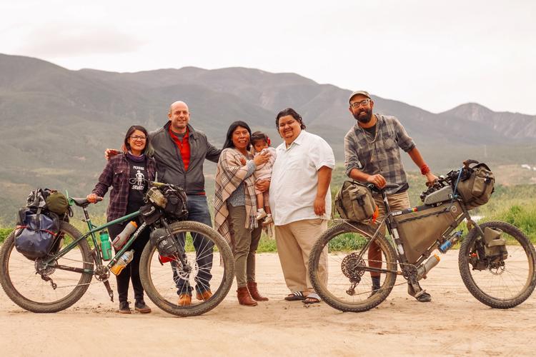Baja Divide, La Sierra Norte – Daniel Zaid