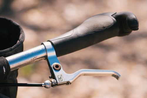 Colin's Custom Knee Scooter