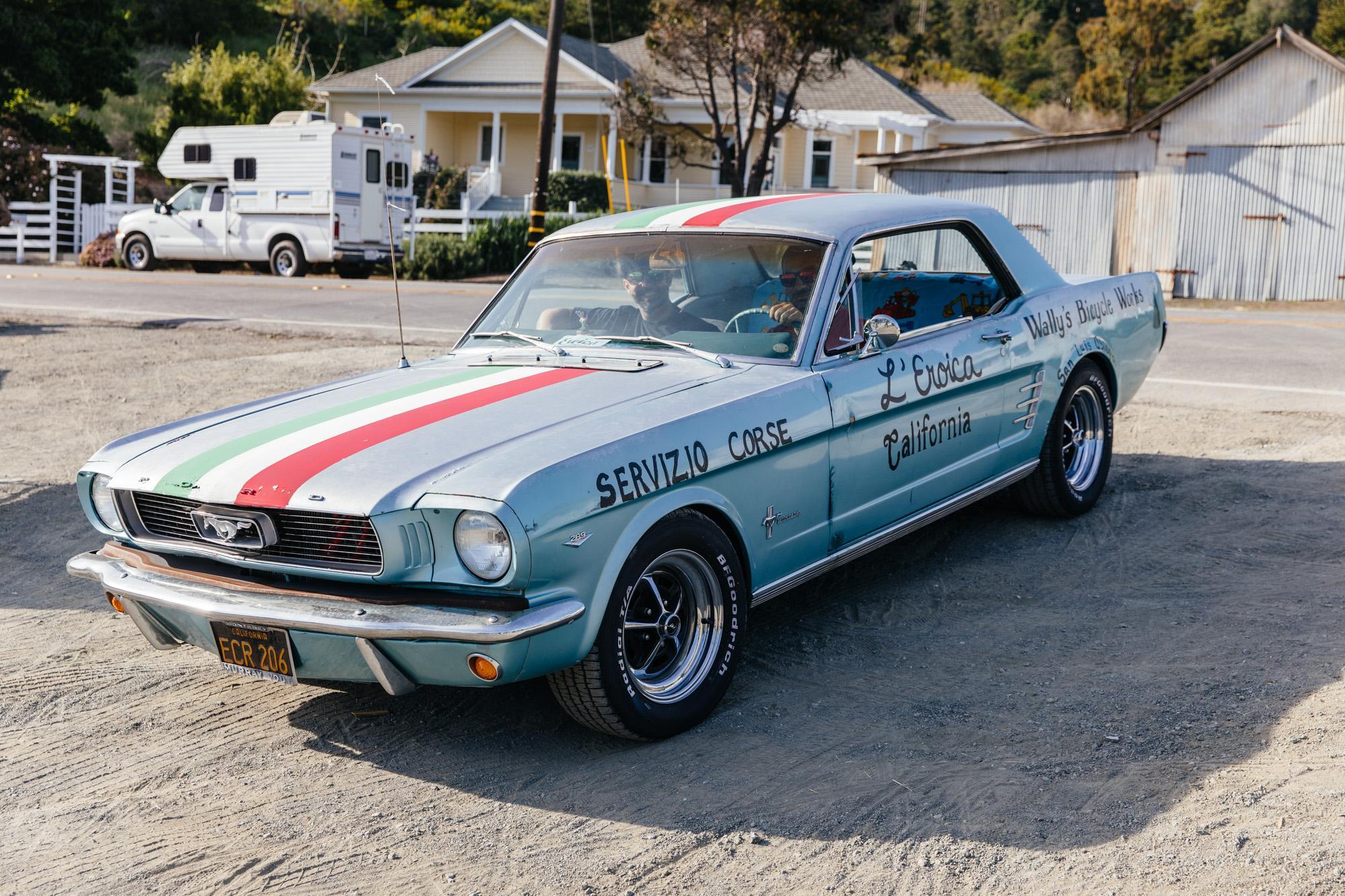 Italian Mustang