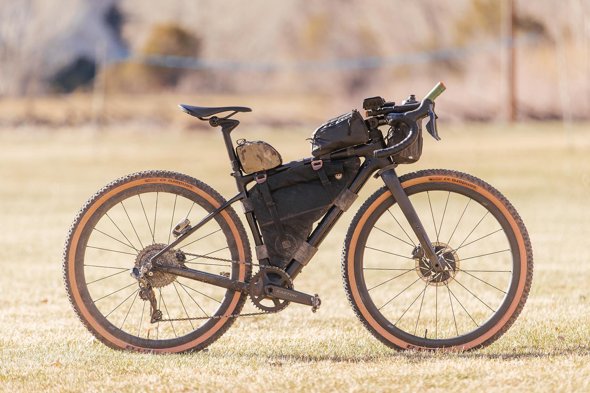 Sarah's bike