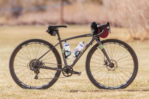 Gritchelle's bike