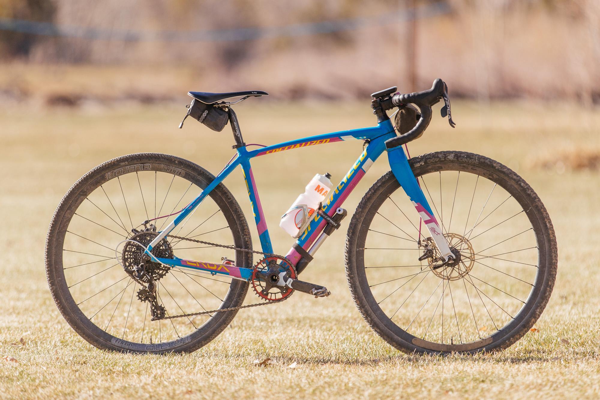 Steph's bike