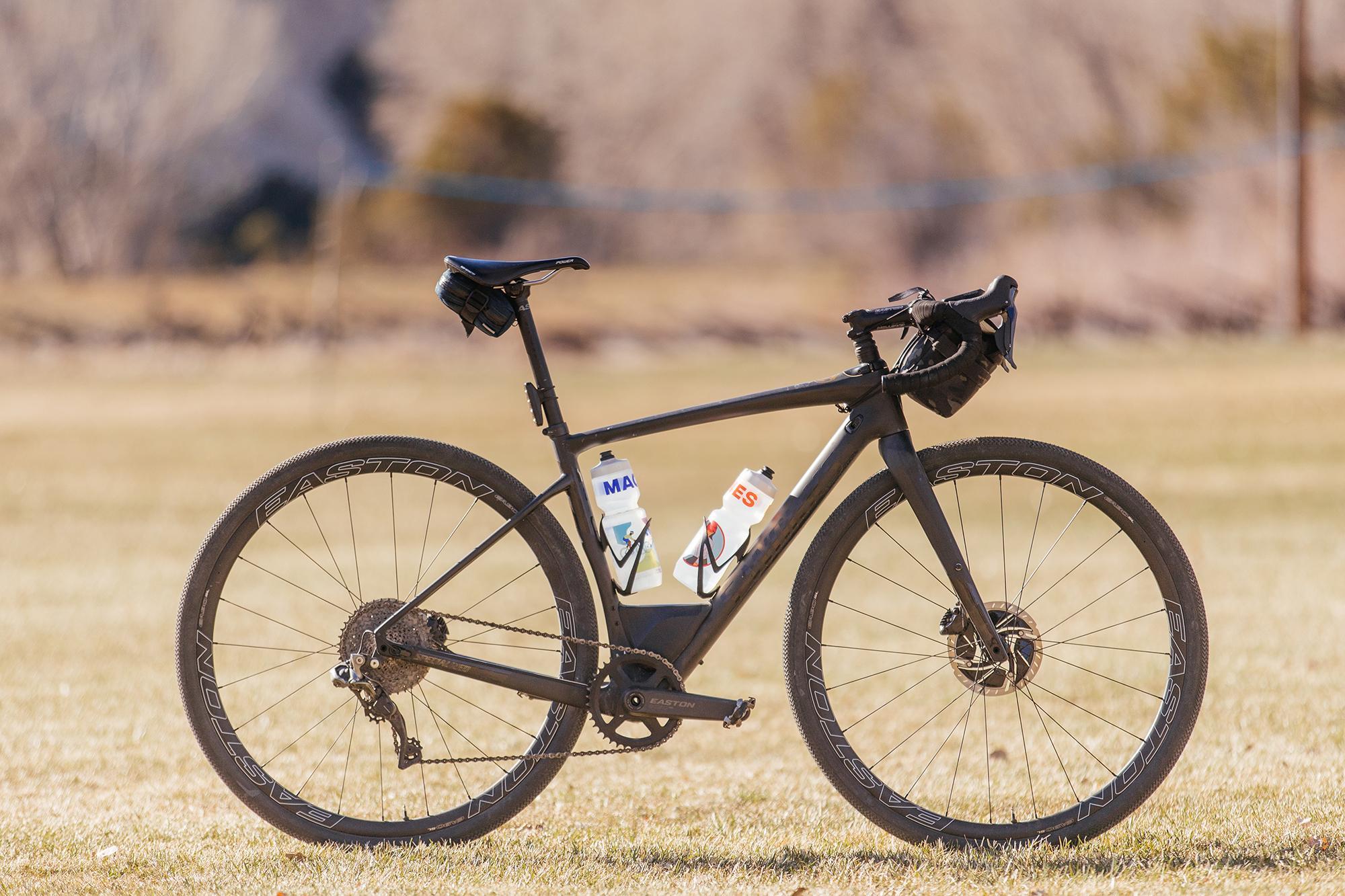 Ginger's bike!