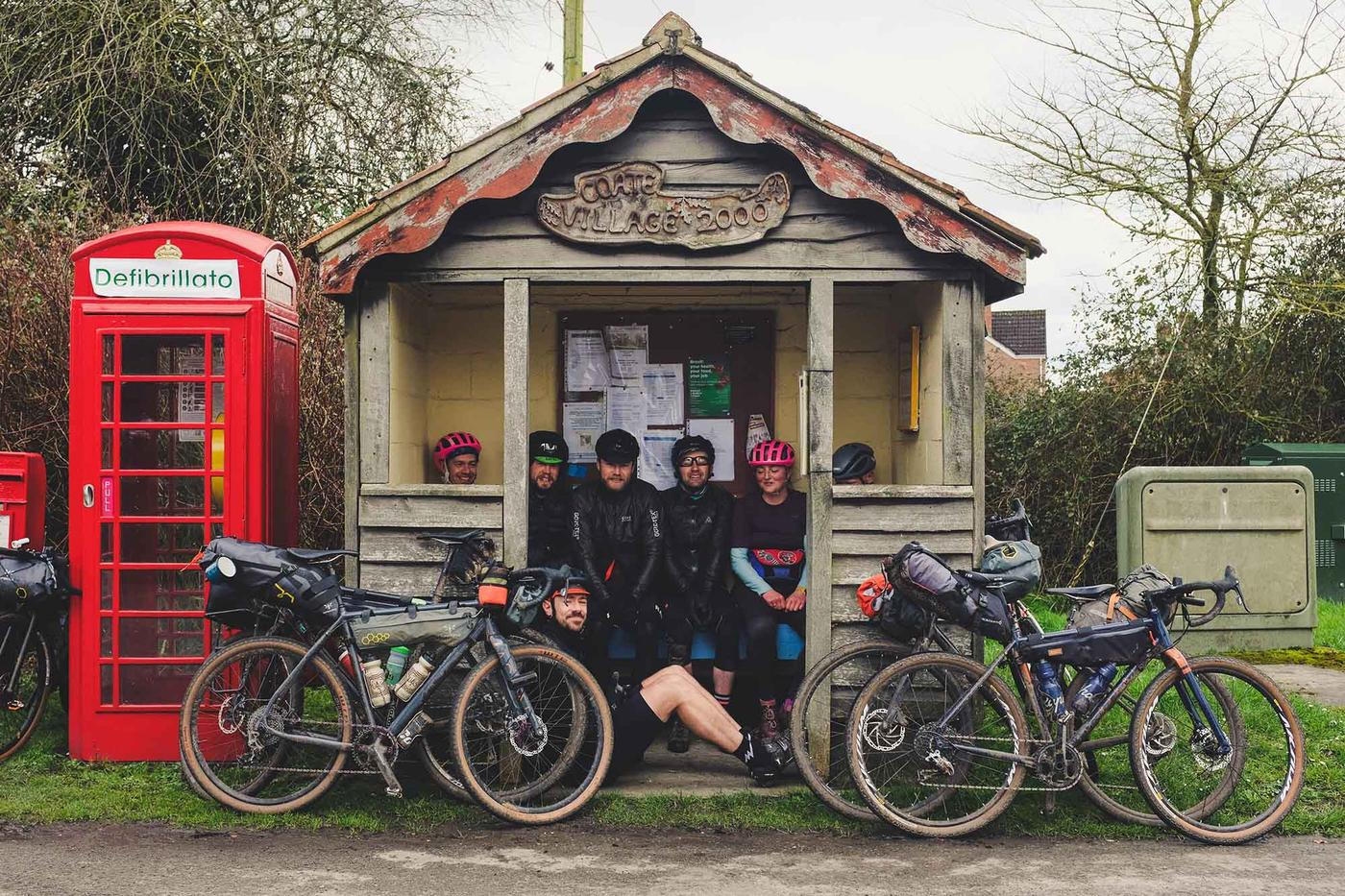 A Weekend Pedal Across the English Isle with Pannier