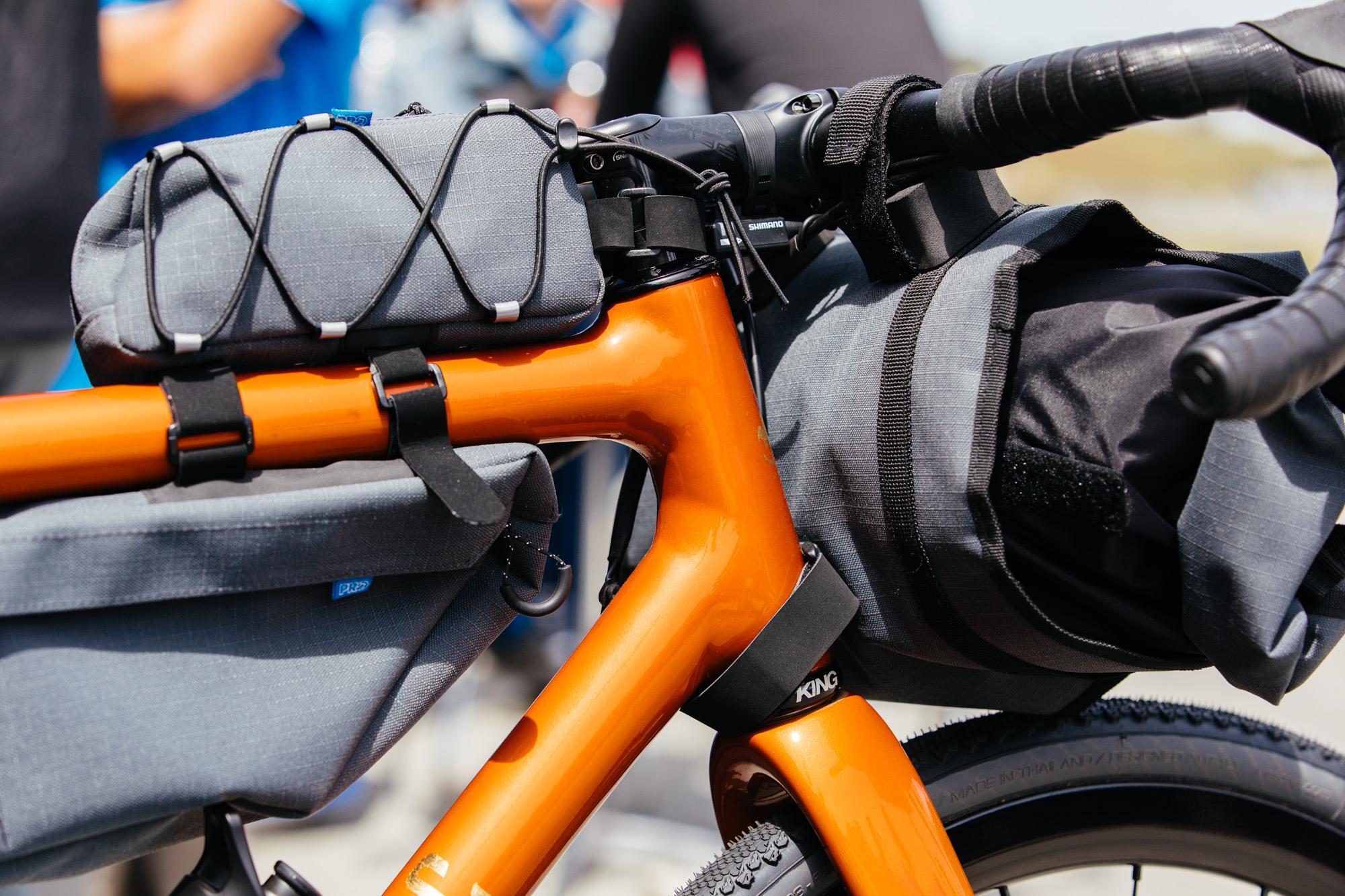 Shimano's PRO Bikepacking line