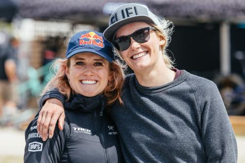 Ellen and Ivy!