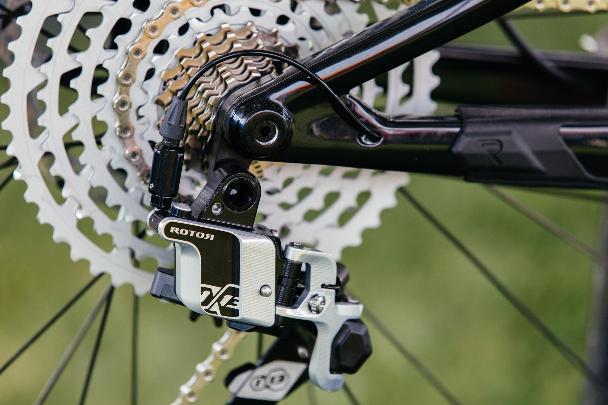 Rotor's 1x13 Road and MTB kit is made in Spain!