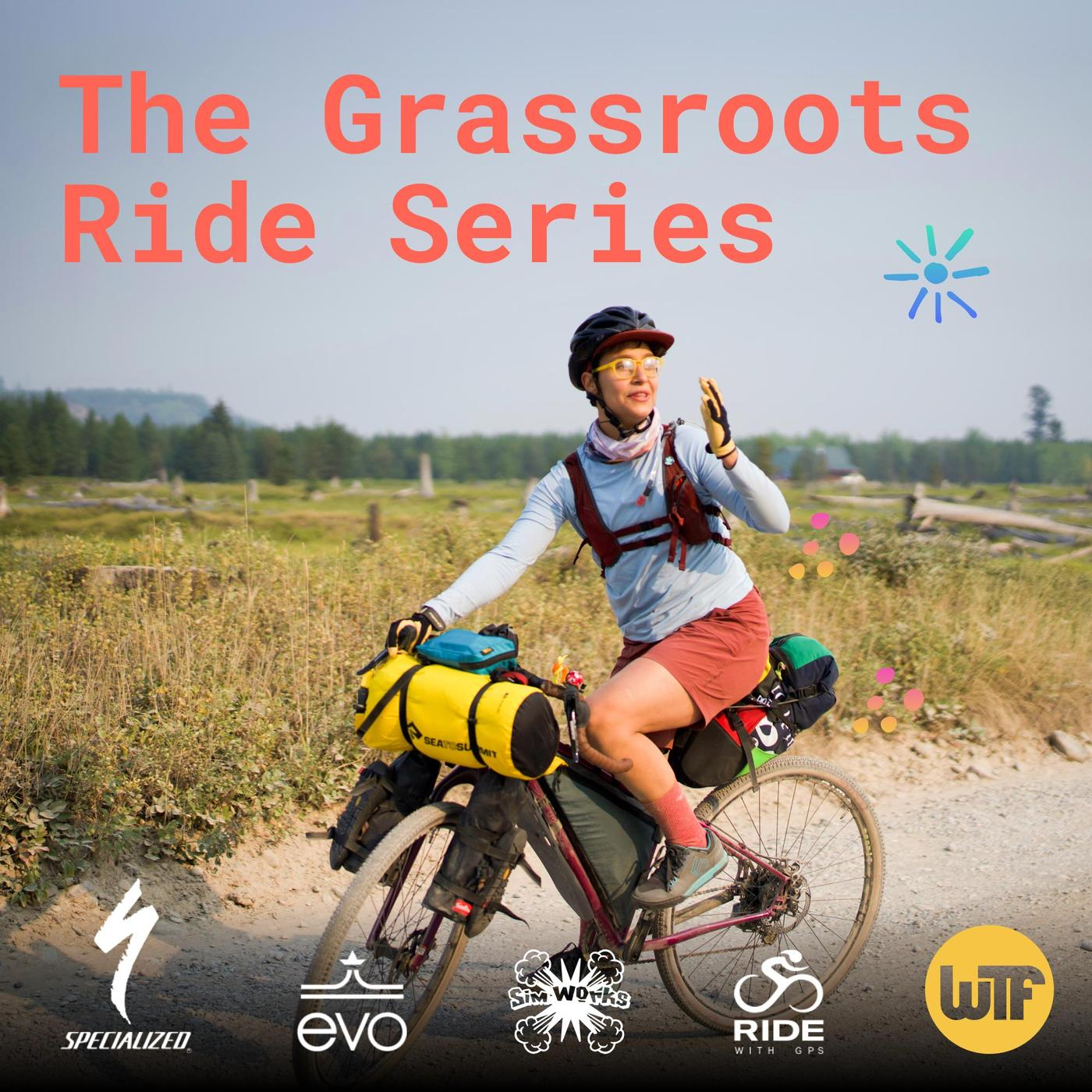 WTF Bikexplorers: Grassroots Ride Series for 2019
