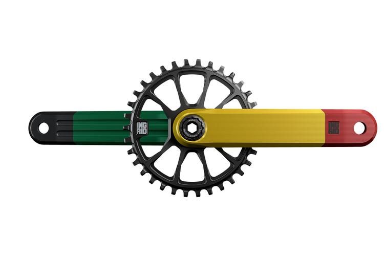 INGRID's L2 and G Cranksets are Made in Italy