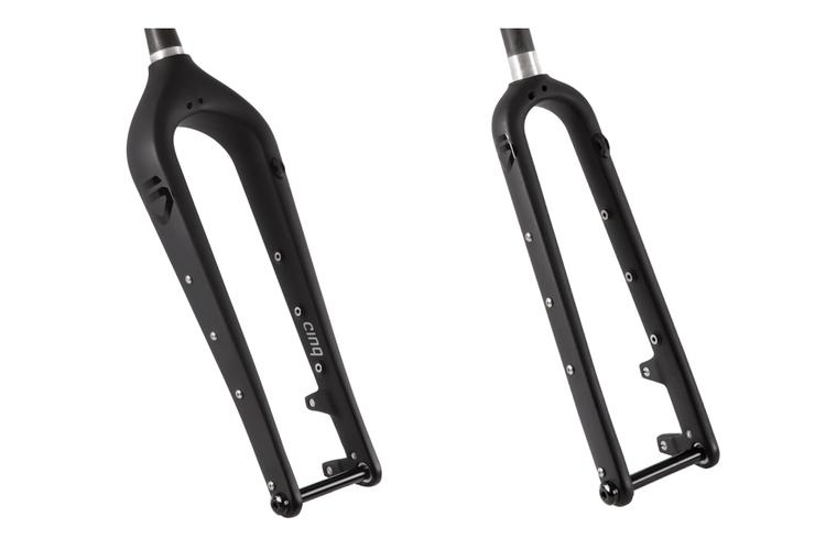Cinq Adventure and Touring Forks Can Turn Your Bike into a Touring or Bikepacking Bike