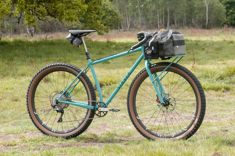 Stayer Cycles: Raoul's 29'er Dirt Drop MTB