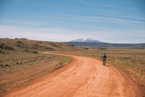 Craters and Cinder Cones with El Grupo Bikepacking