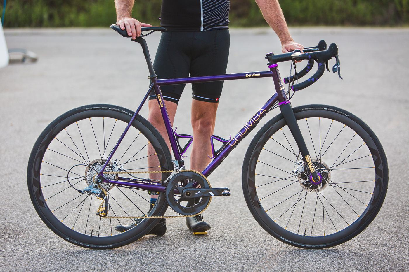 Chumba Launches Their Made in Texas Del Amo Steel Road Bike