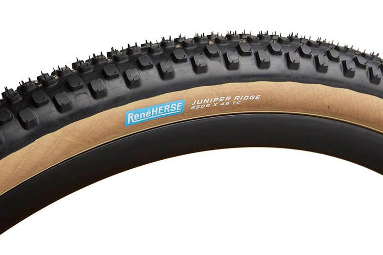 René Herse: Juniper Ridge All Road Tire Now Comes with an Endurance Casing