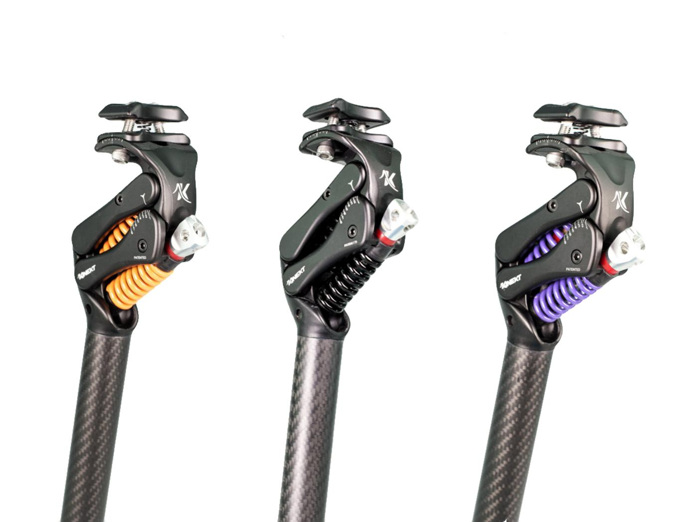 Cirrus Cycles' Kinekt Suspension Seatposts