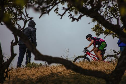 The Tehachapi course is one of the favorite courses of racers in