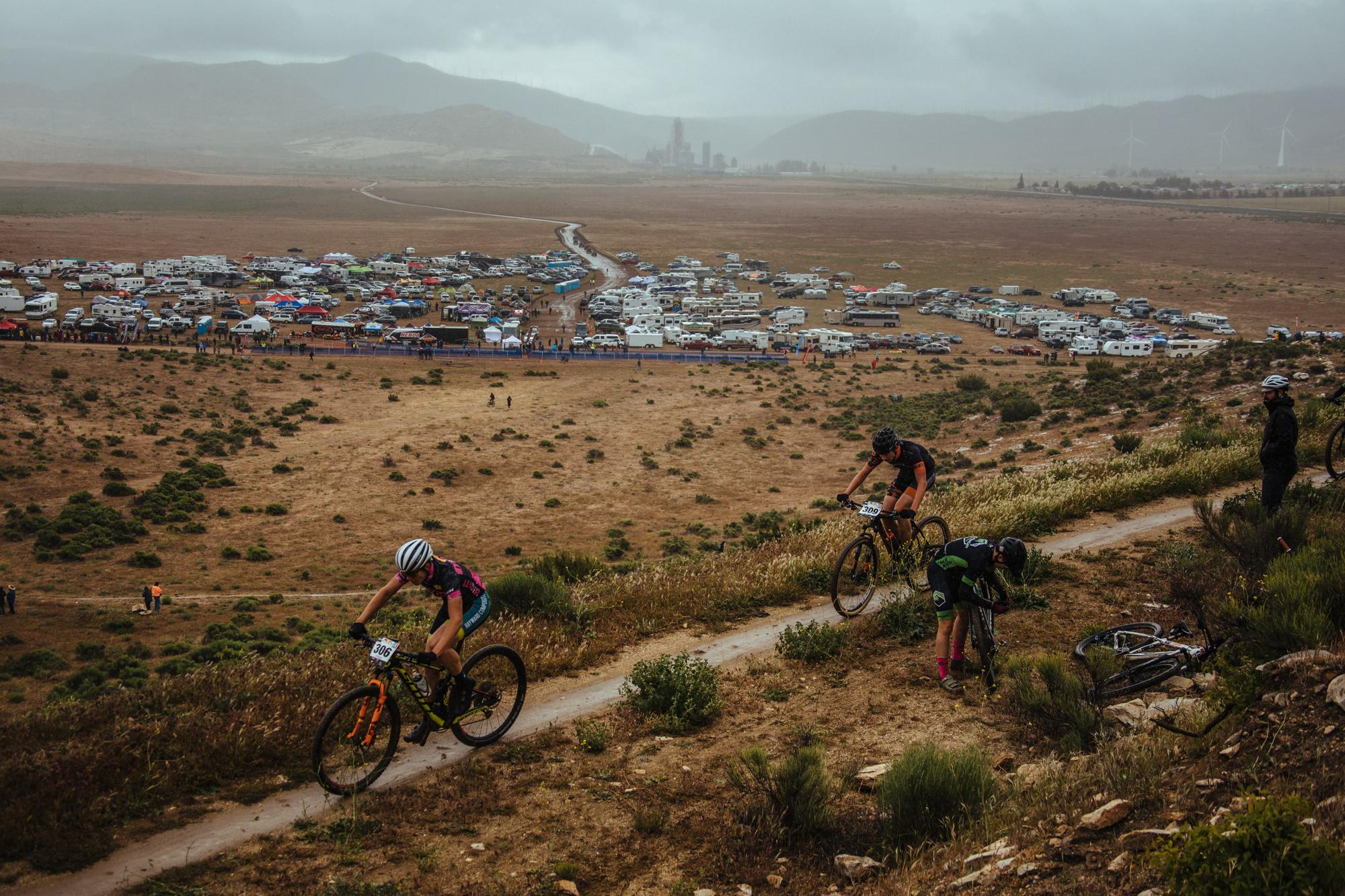 The NICA California State Championships were held in Tehachapi,