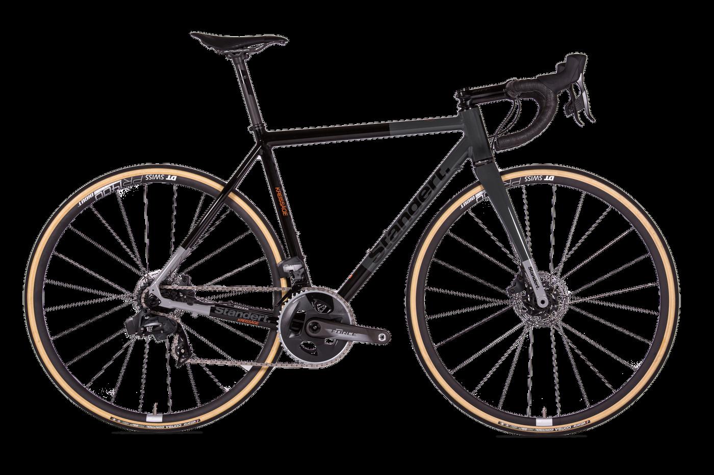 Standert's Kreissäge 2nd Cut DISC Road Bike is Made in Italy
