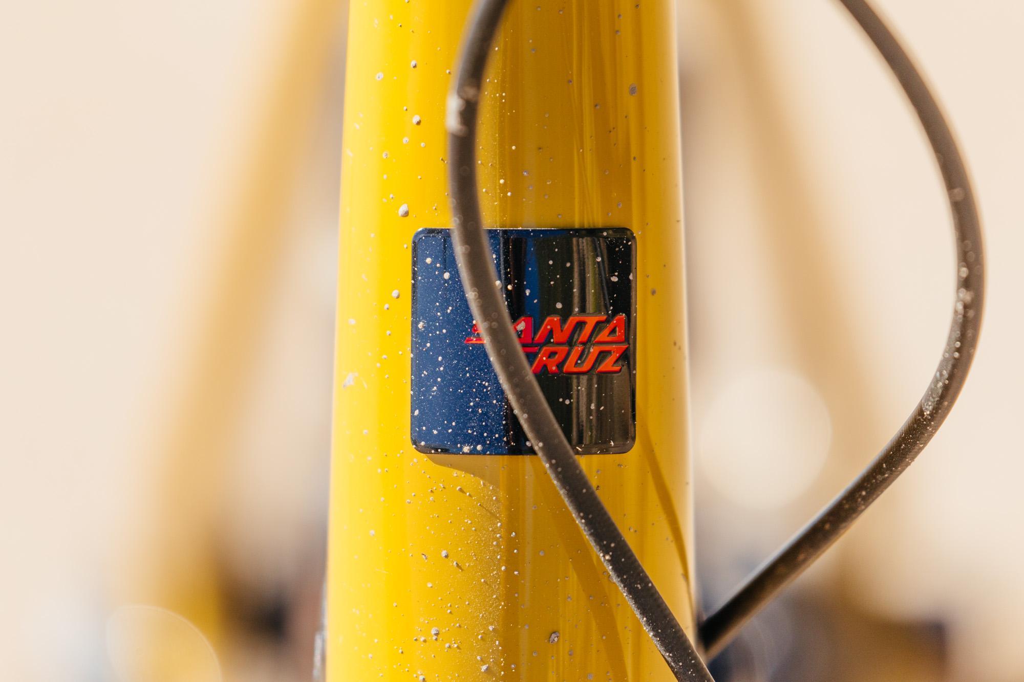 Santa Cruz Stigmata AXS Force 27.5 x 2.0