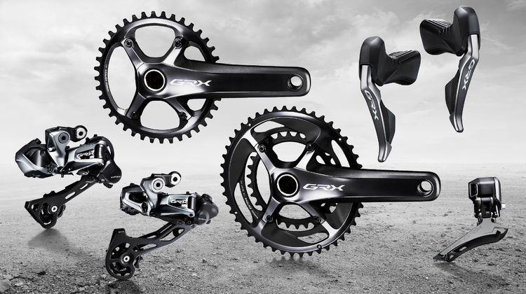 Shimano Introduces their GRX Gravel Drivetrain