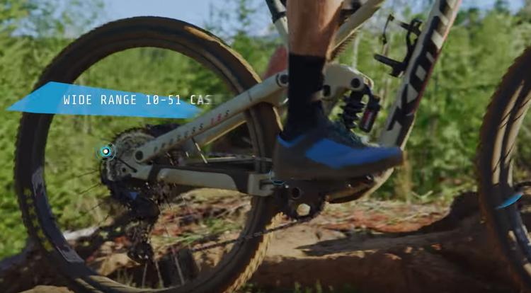 Shimano's 12-Speed Line Gets More Accessible with SLX M7100