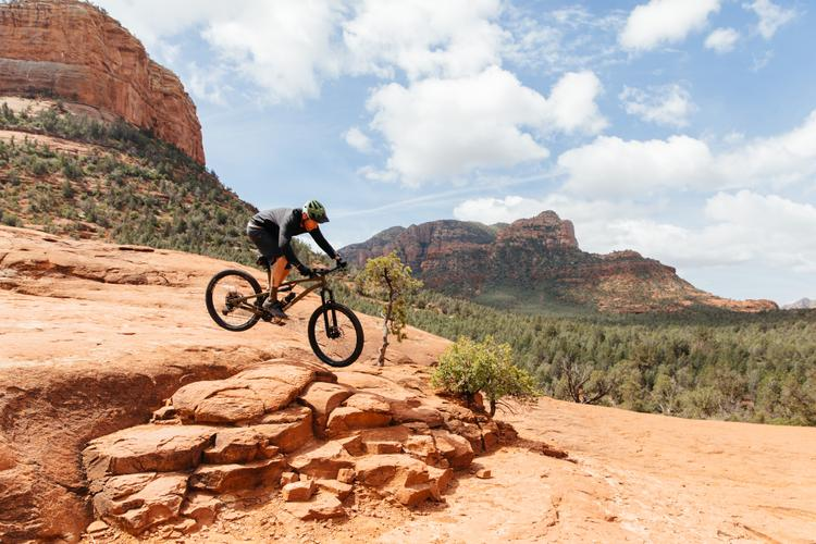 How Well Does a $2400 Full Suspension MTB Ride?