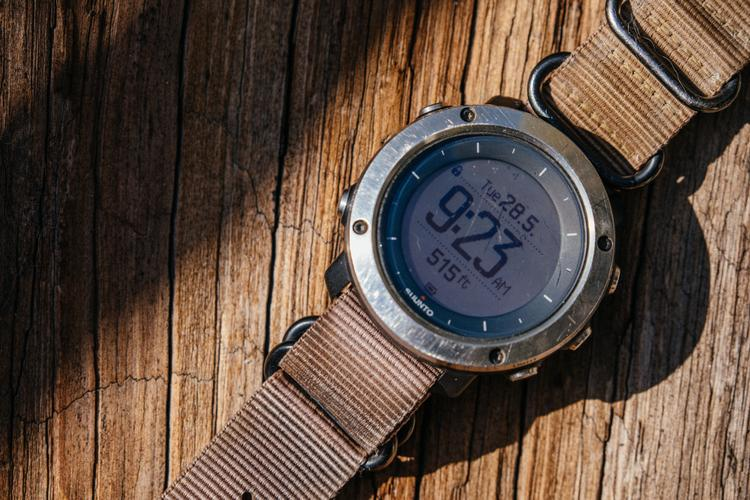 Makin' Moves with the Suunto Traverse GPS Watch