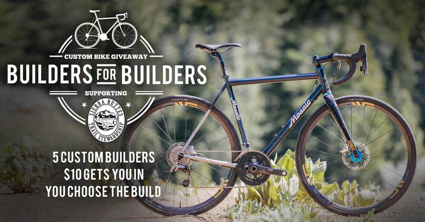 Builders for Builders Returns This Year! Buy a Raffle Ticket for a Chance to Win!