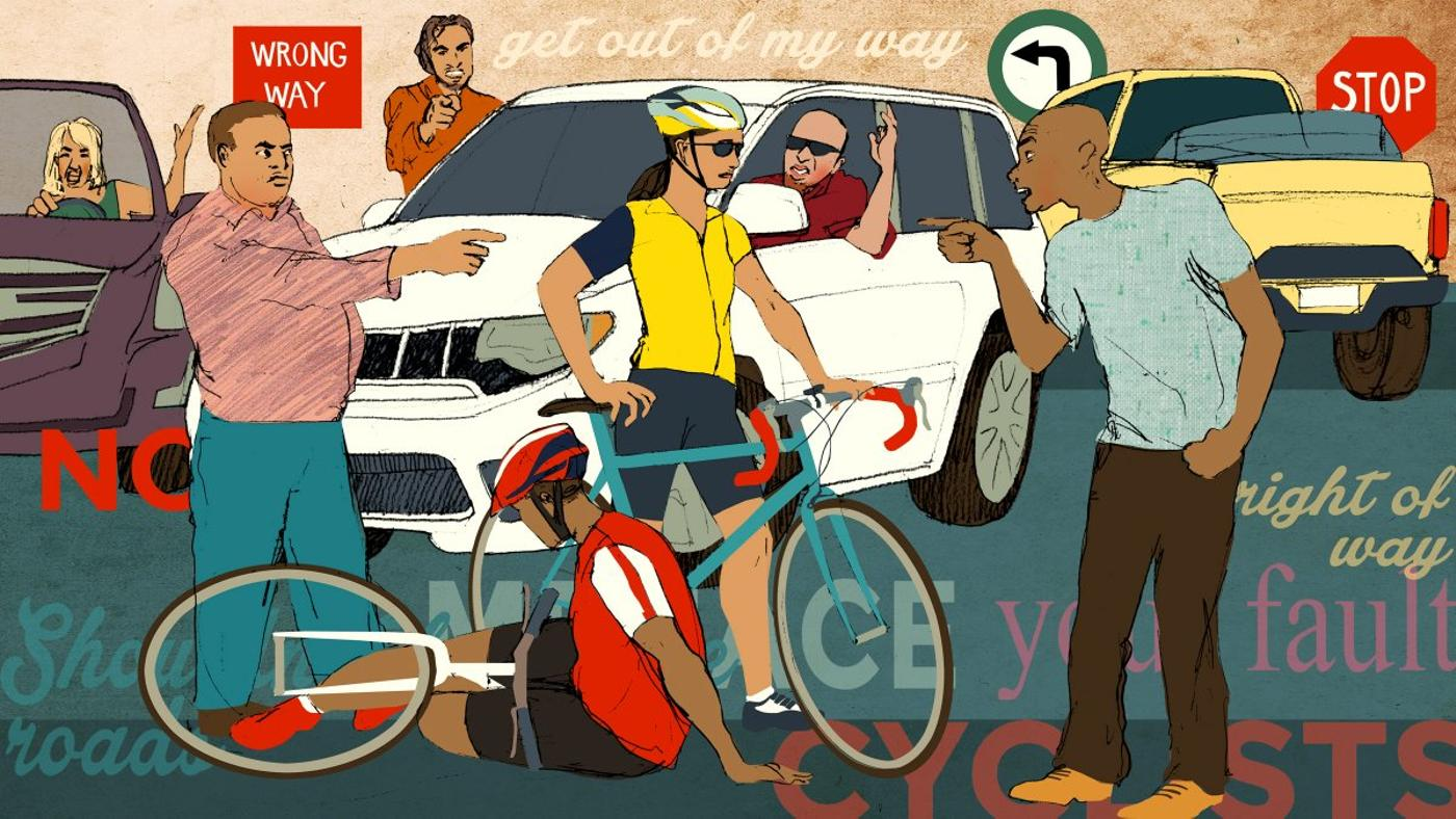 We Need a Paradigm Shift in How We Talk About Drivers Hitting Cyclists