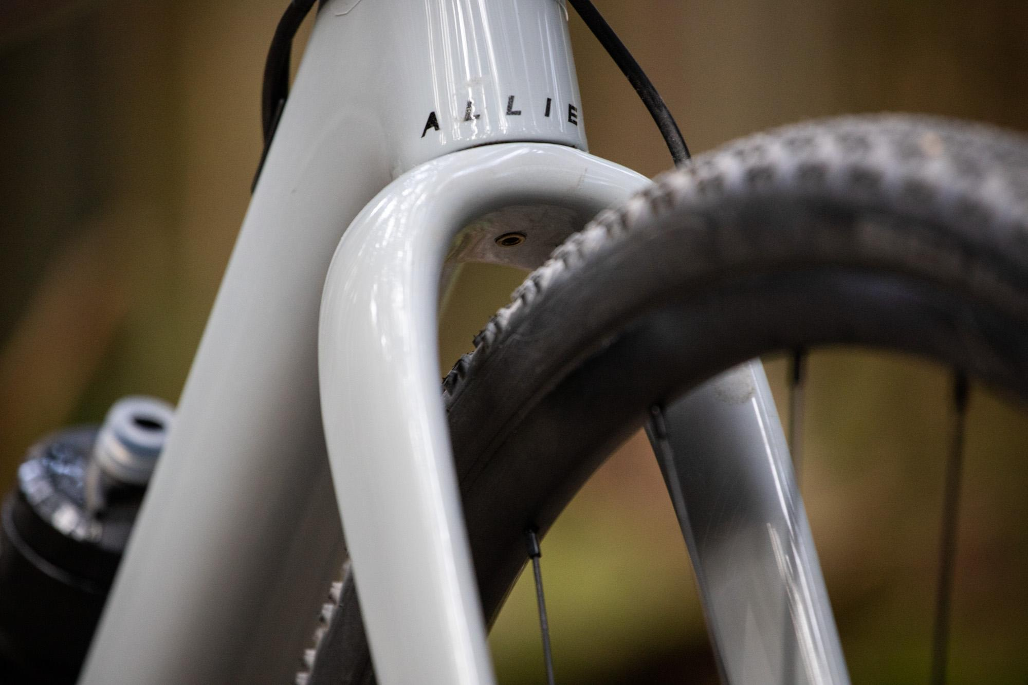 Craig's Allied Cycle Works Able with Easton EA90 AX Wheels
