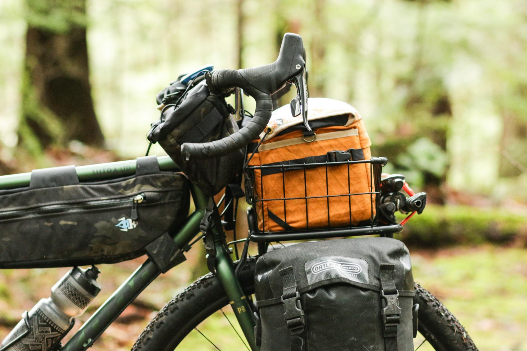 Equipping An Amateur Bikepacker And Professional Filmmaker