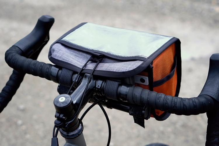 Andrew the Maker: Granny's Pantry Handlebar Bag