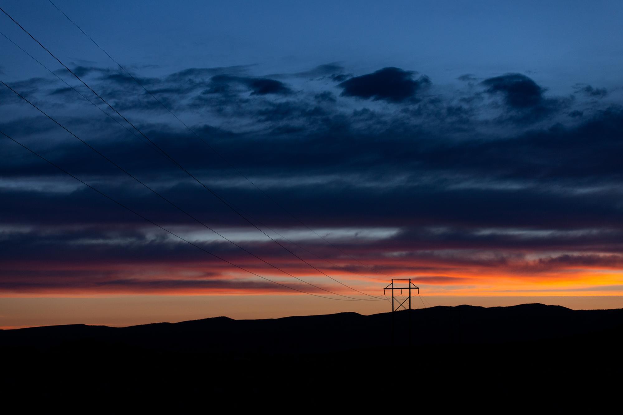 Sunrise. (Rugile Kaladyte)