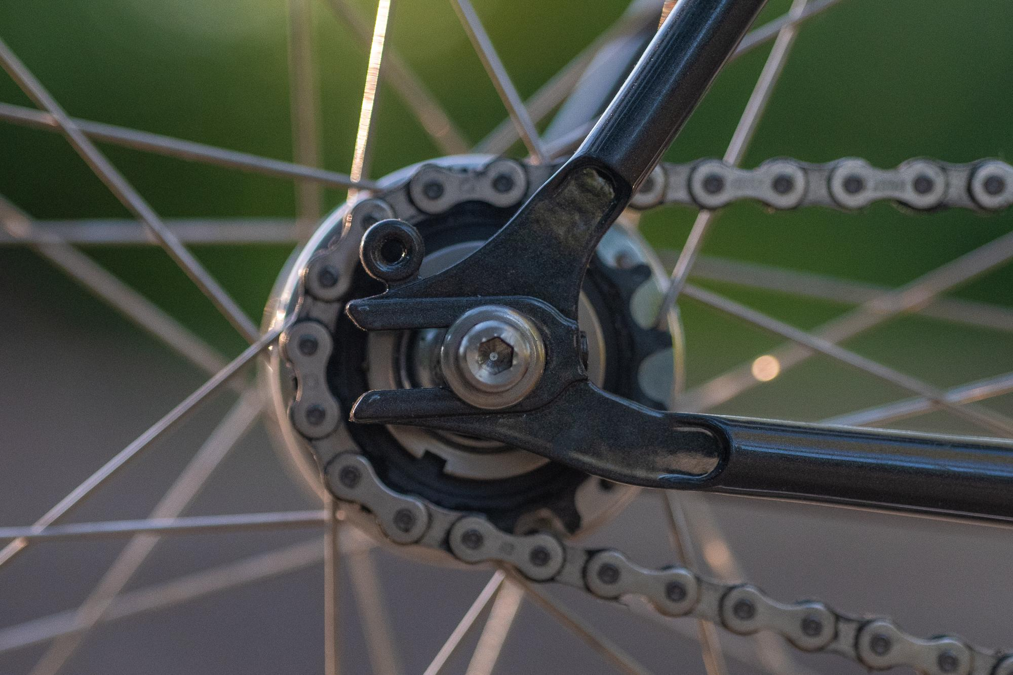 Travel Simplified with the Crust Bikes Breakaway Lightning Bolt