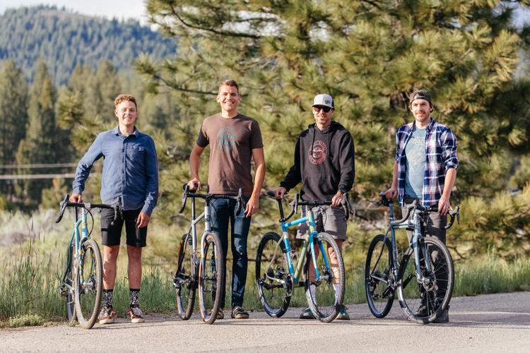 The 2019 Builders for Builders: Frame Builders Supporting the Sierra Buttes Trail Stewardship