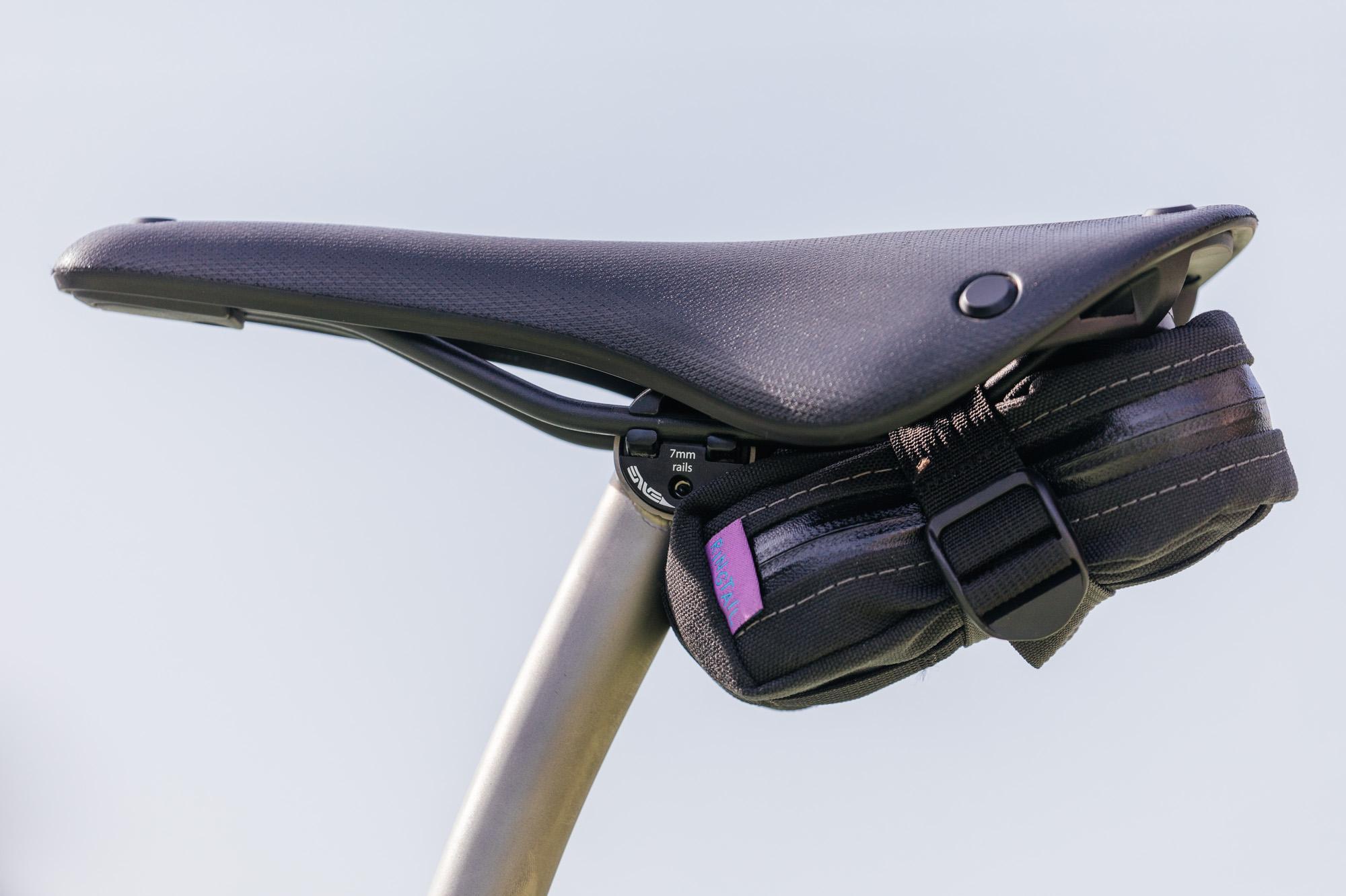 Colin's Titanium Sklar All Road with SRAM Force AXS