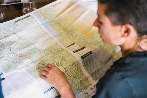 Planning Resupplies (Spencer Harding)
