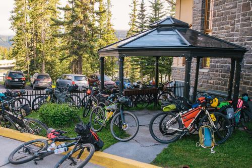 So. Many. Bikes. (Spencer Harding)
