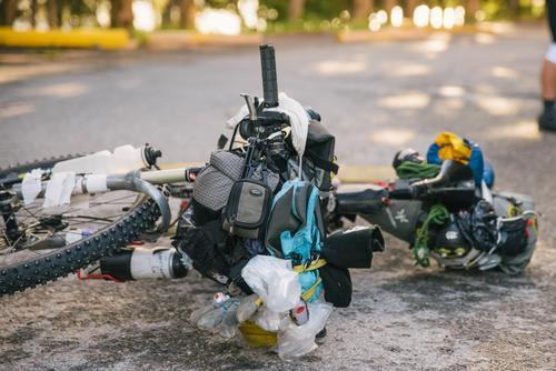 Crazy Larry's bike (Spencer Harding)