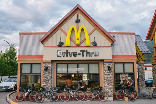 McDonalds Resupply (Spencer Harding)