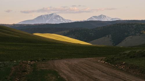 Peaks peaking (Spencer Harding)