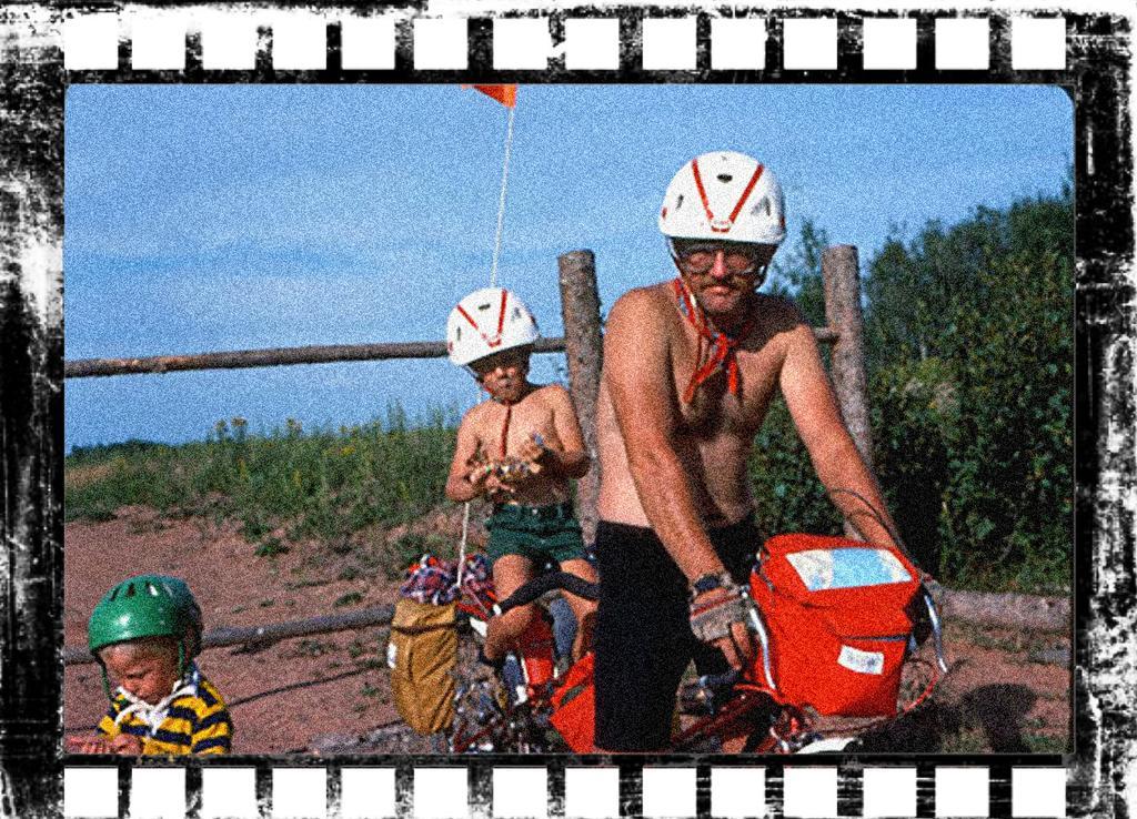 Uncle Dan's Nishiki Colonado 26″ Disc Conversion – Danny Gullbongs