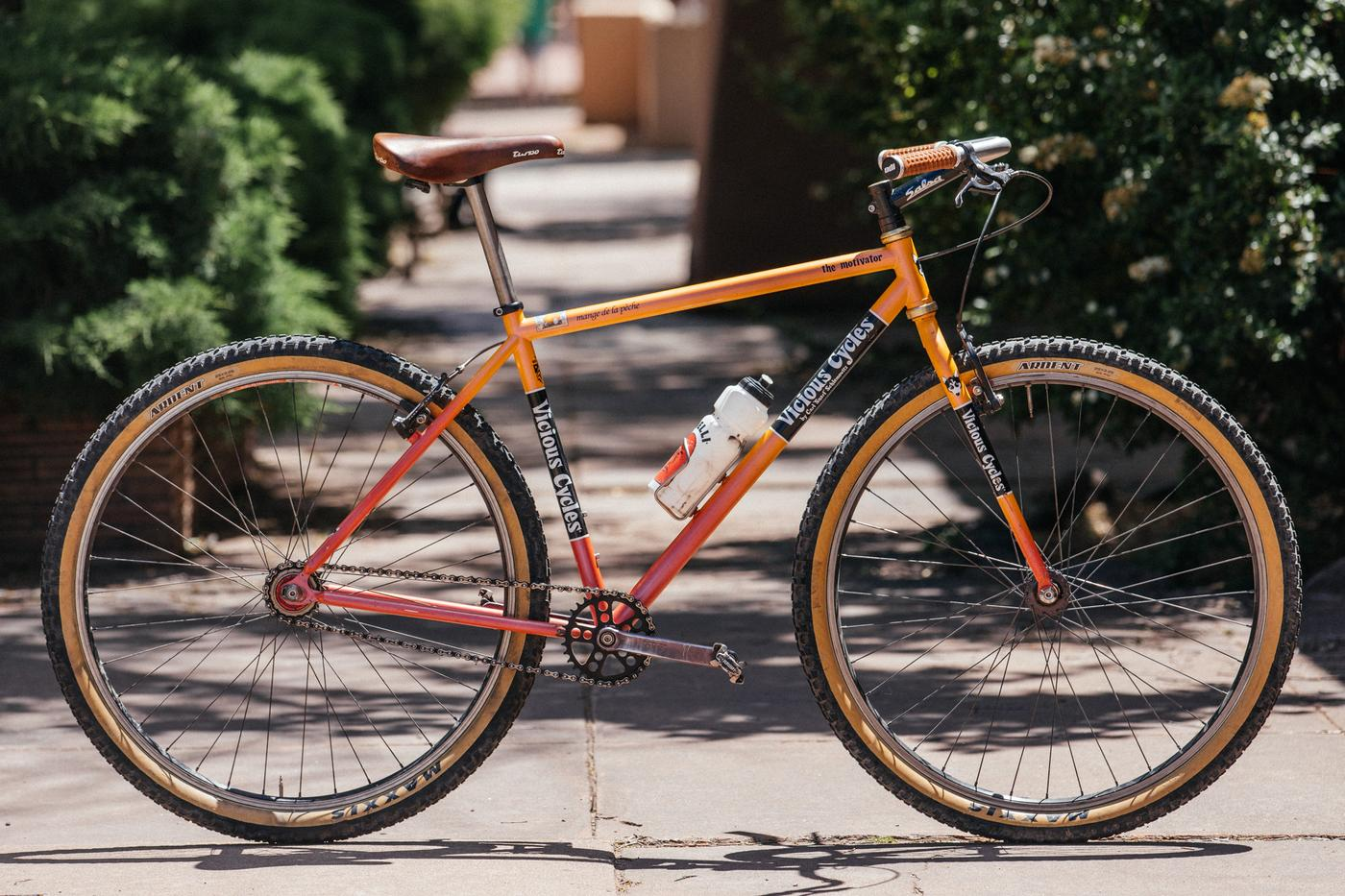 David's Creamsicle Vicious Cycles SS Cruiser
