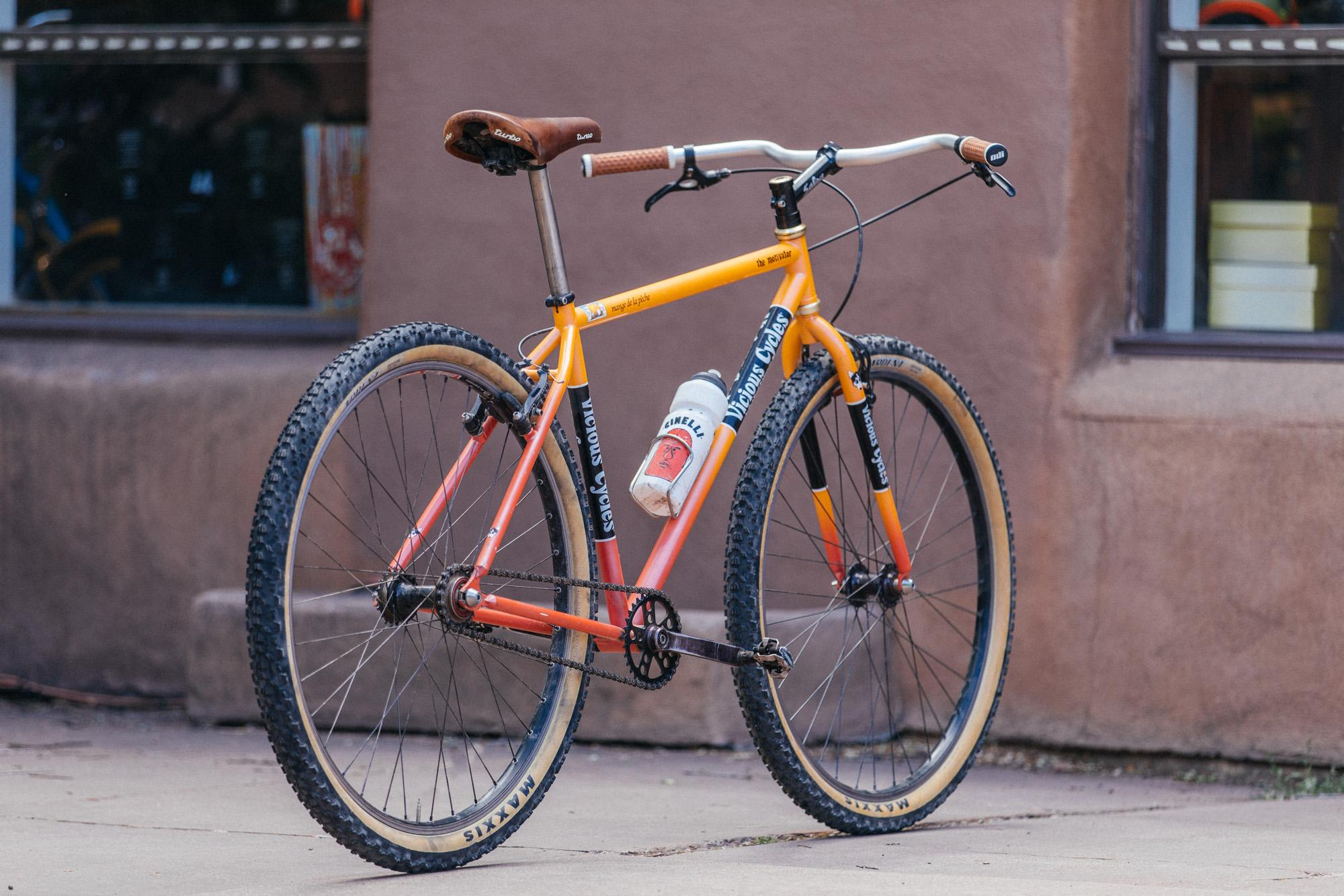 David's Creamsicle Viscious SS Cruiser